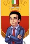 Il sindaco de Magistris e una corona ormai strettissima