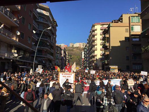 ph. manifestanti su fb